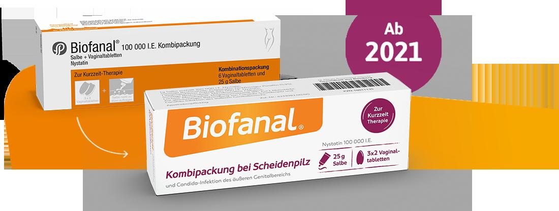 Patientenbroschüre Biofanal