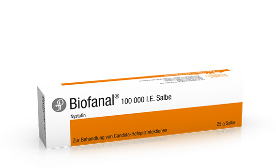 Biofanal® - Salbe<br> 25 g